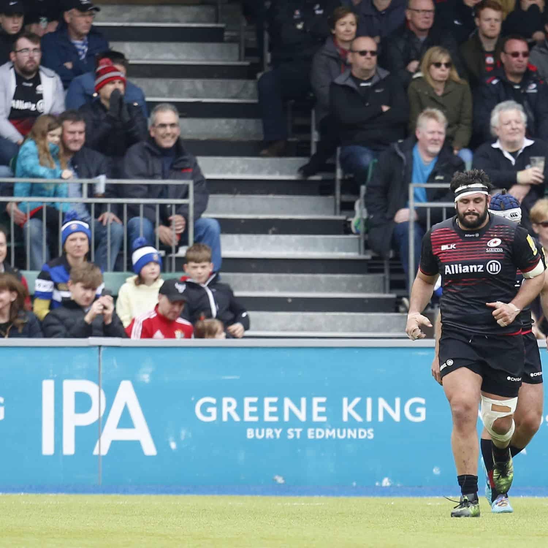 Saracens v Bath RugbyAviva Premiership
