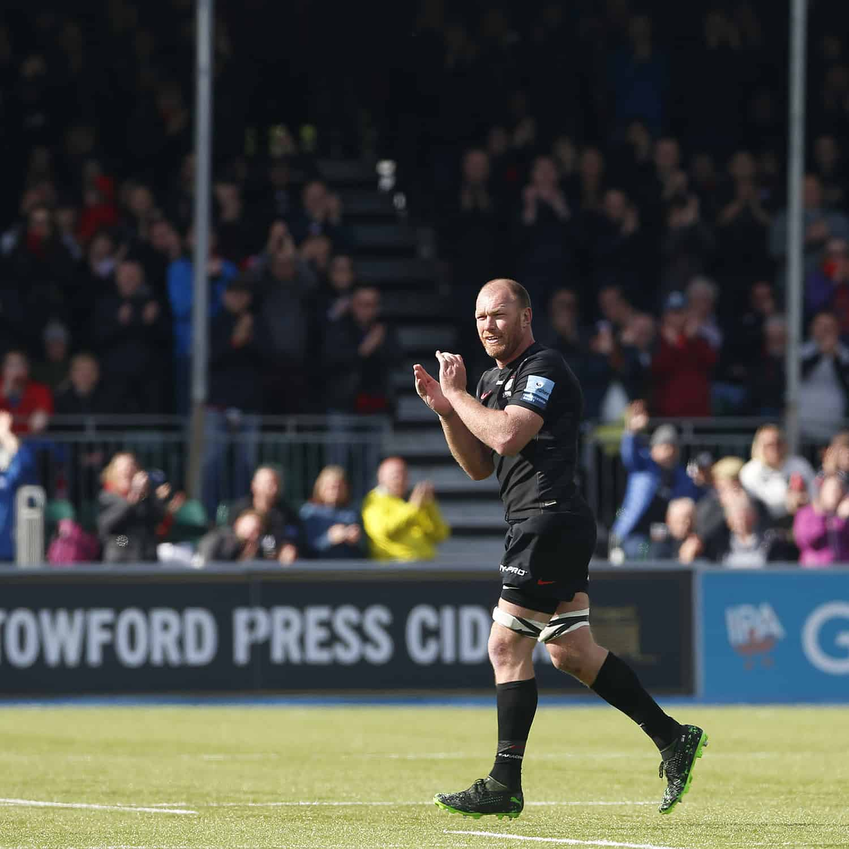 Saracens v Exeter ChiefsGallagher Premiership