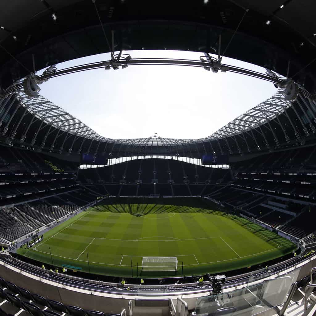 Tottenham Hotspur New Ground