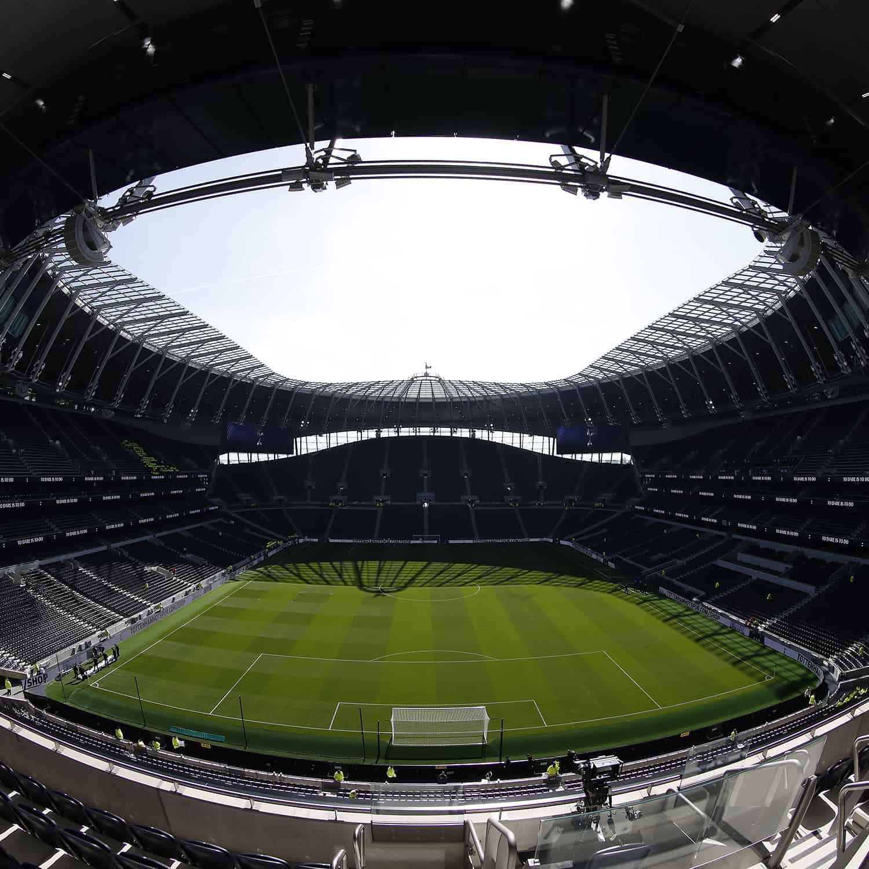 Tottenham Hotspur New Ground
