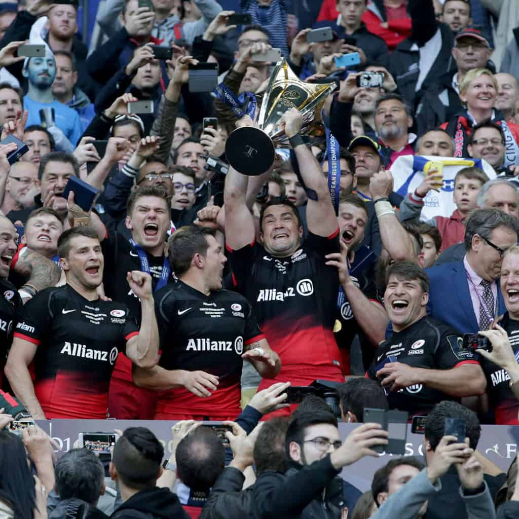 Saracens v Racing 92European Rugby Champions Cup