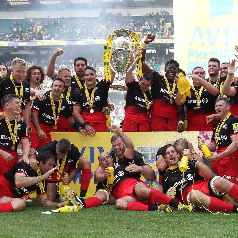 Saracens v Exeter ChiefsAviva Premiership
