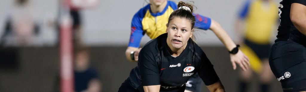 Saracens Women v Firwood Waterloo LadiesTyrrells Premier 15s