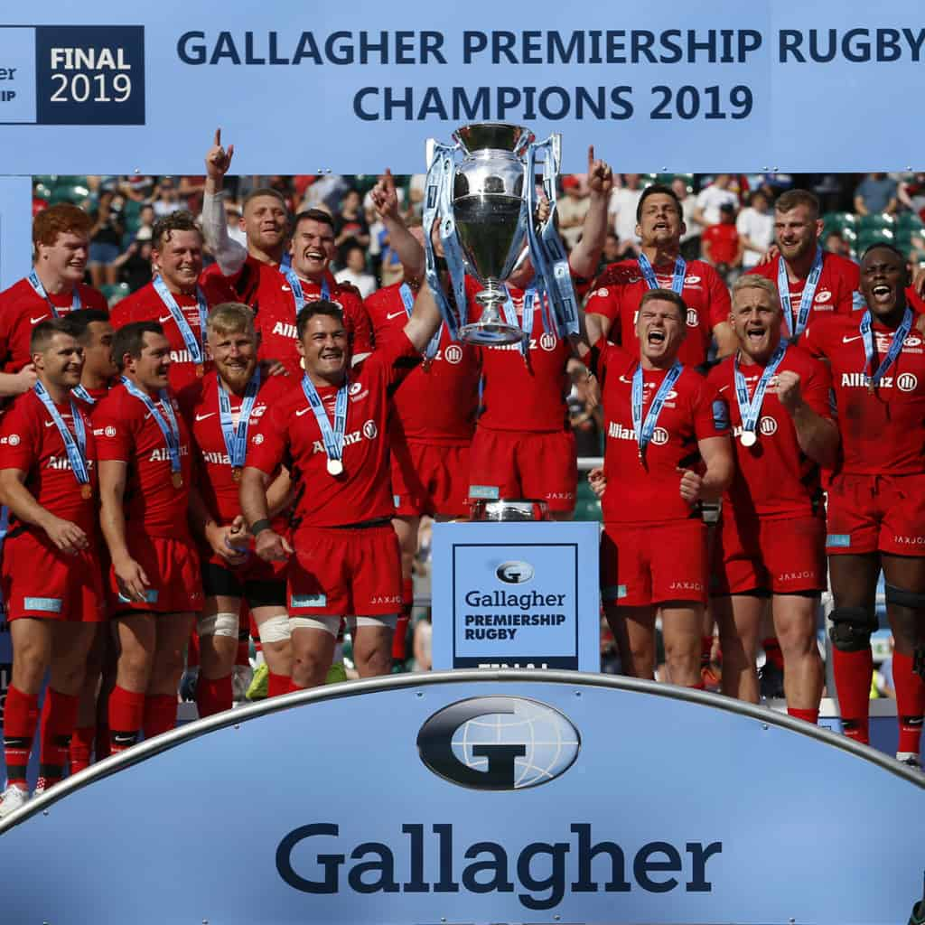 Saracens v Exeter ChiefsGallagher Premiership
