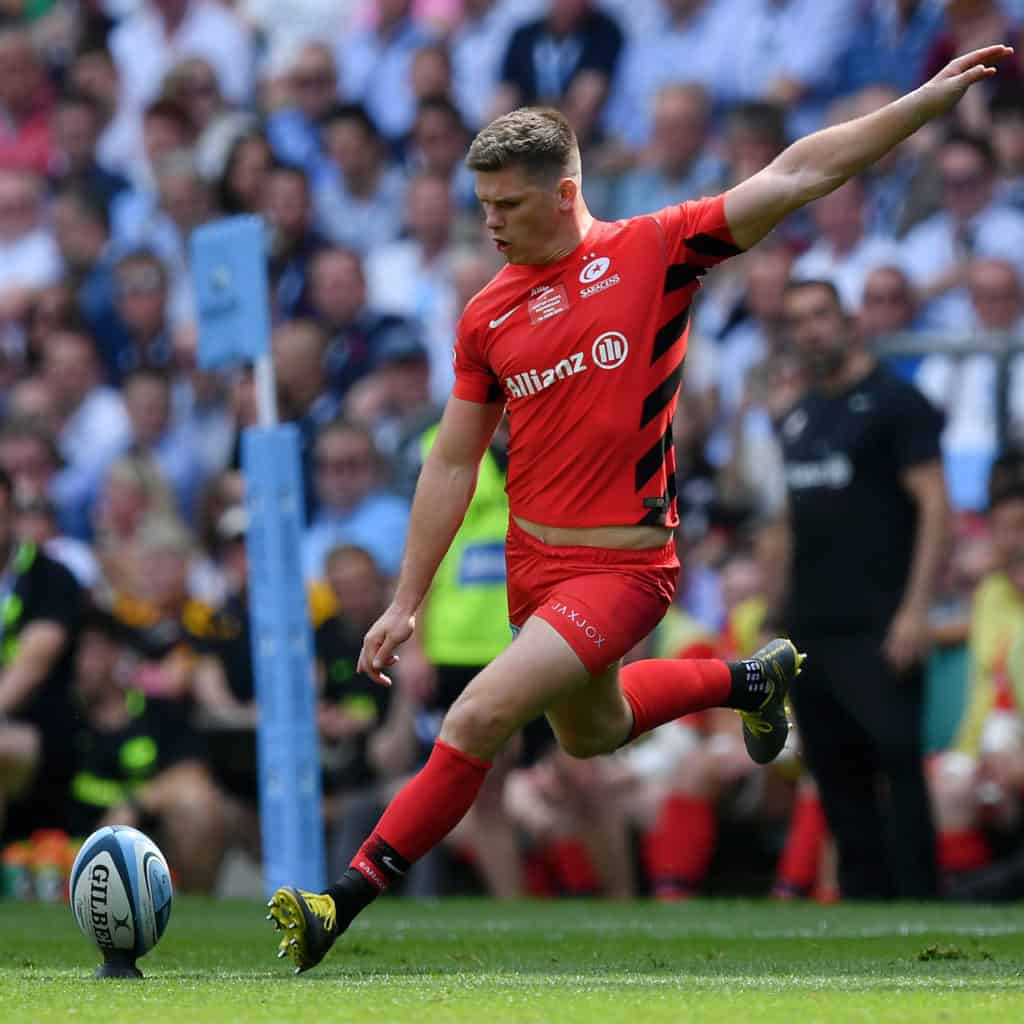 Exeter Chiefs v Saracens - Gallagher Premiership Rugby Final