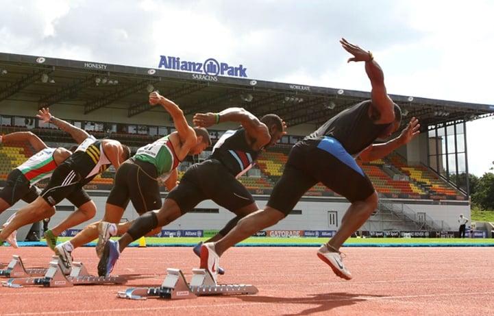 Allianz Park Athletics