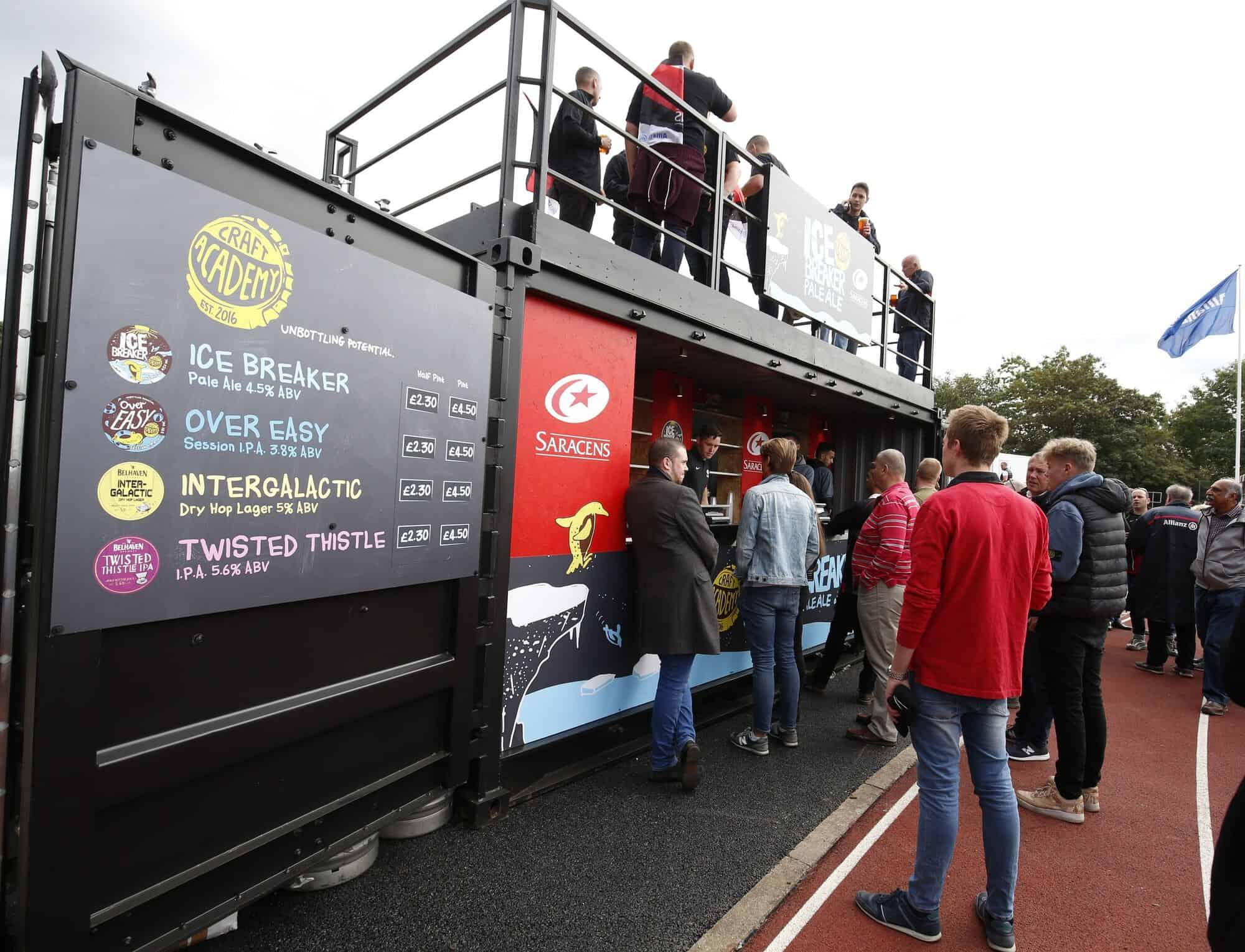 Saracens v Bristol BearsGallagher Premiership