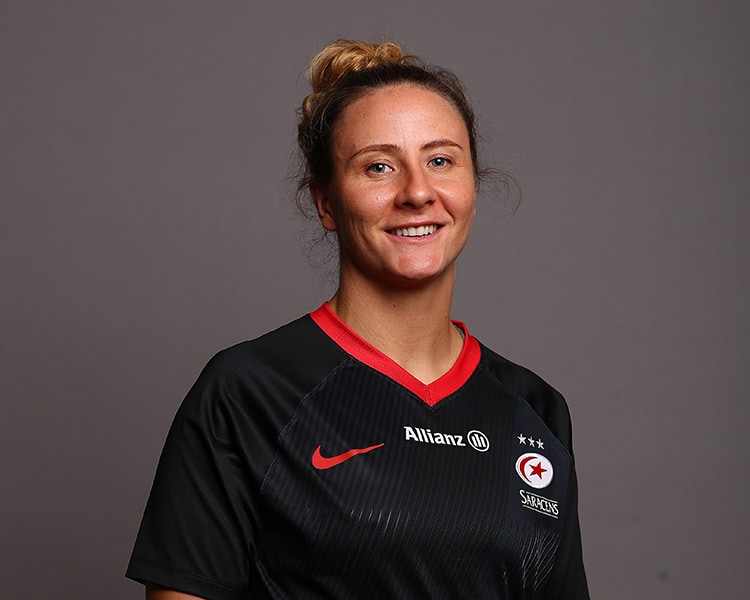 Saracens Women Squad Photo Call