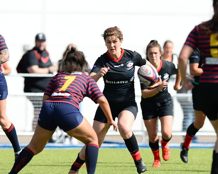 Saracens Women v Trojans LadiesRugby Pre Season Friendly