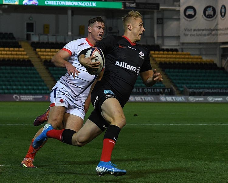 Premiership Rugby 7s Day 1, Northampton, UK - 13 Sep 2019