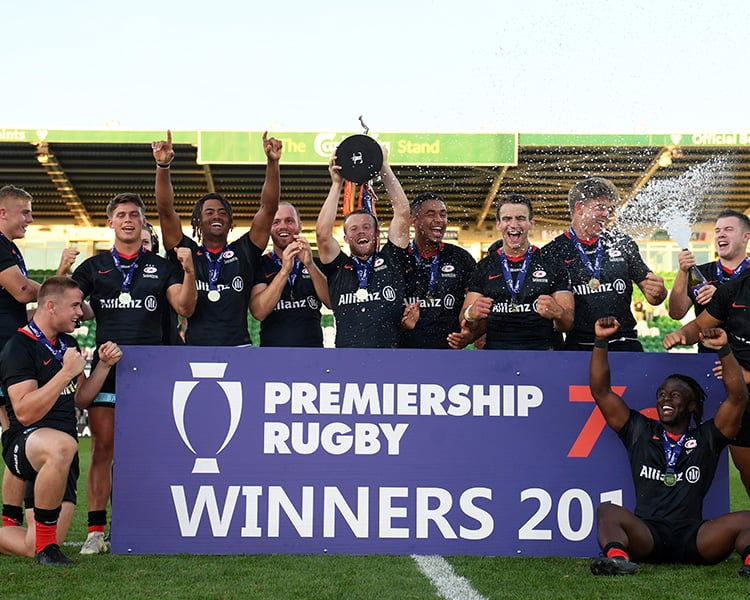 Premiership Rugby 7s Series - Day Two