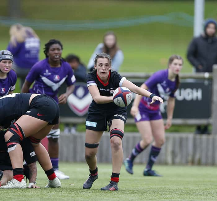 Loughborough Lightning Development XV v Saracens Women Development XV