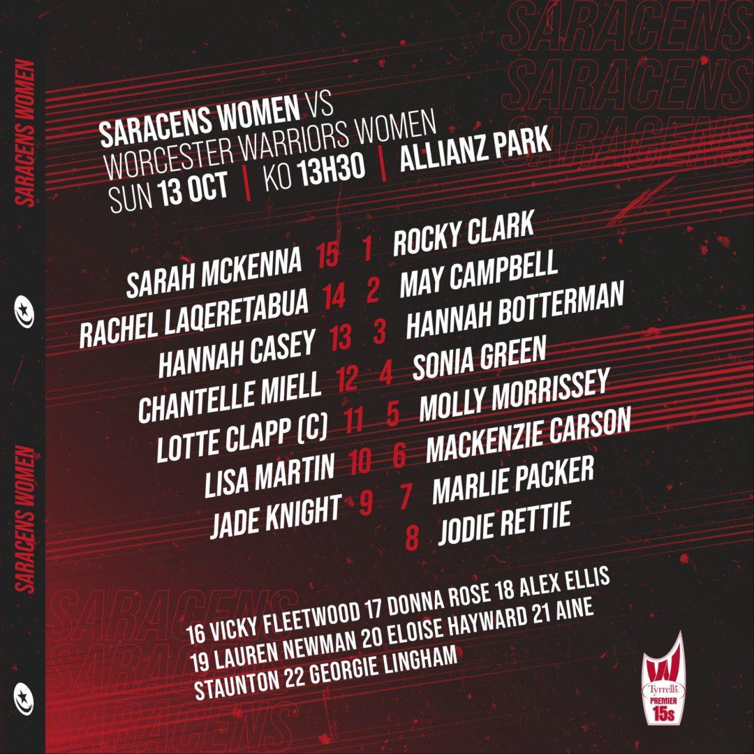 Line-up vs Worcester Instagram-01-01