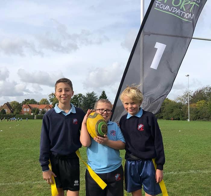 Rugby 4 Life Festival 2 sarries website edit