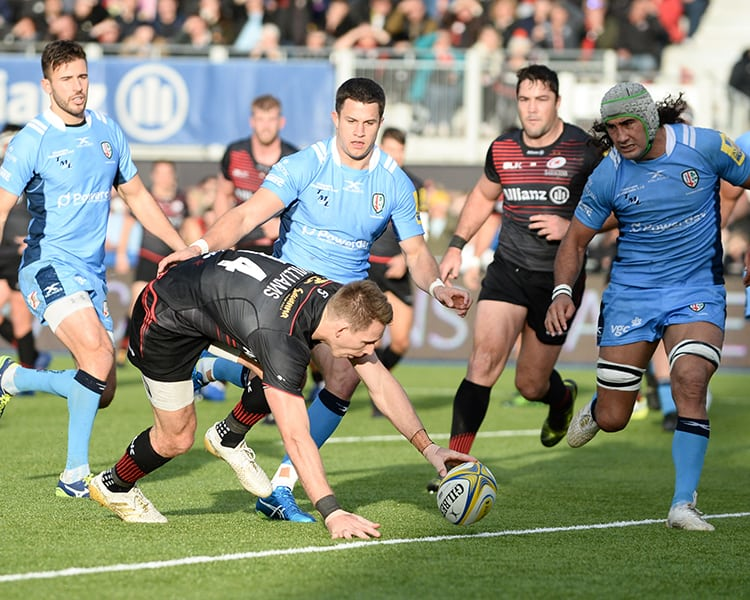 Saracens v London IrishAviva Premiership