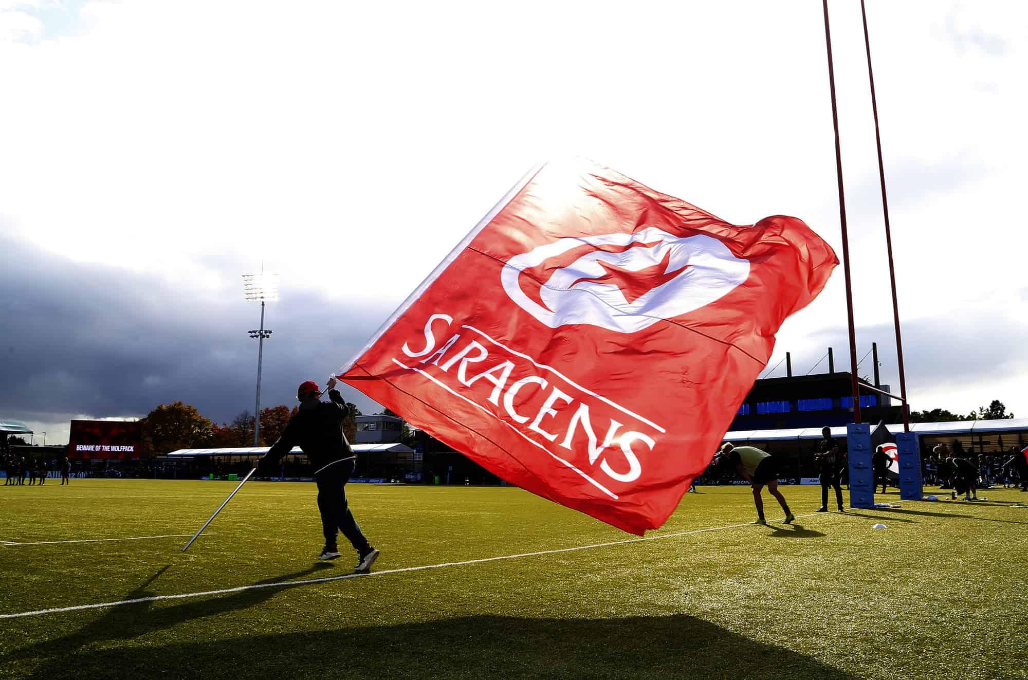 Saracens v Northampton SaintsGallagher Premiership