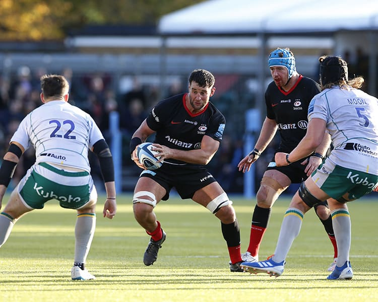 Saracens v Northampton SaintsGallagher Premiership