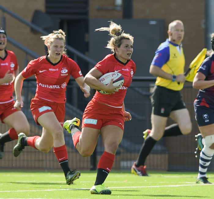 Saracens Women v Bristol Bears Women