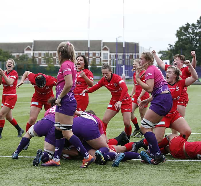 Loughborough Lightning v Saracens WomenTyrrells Super 15s