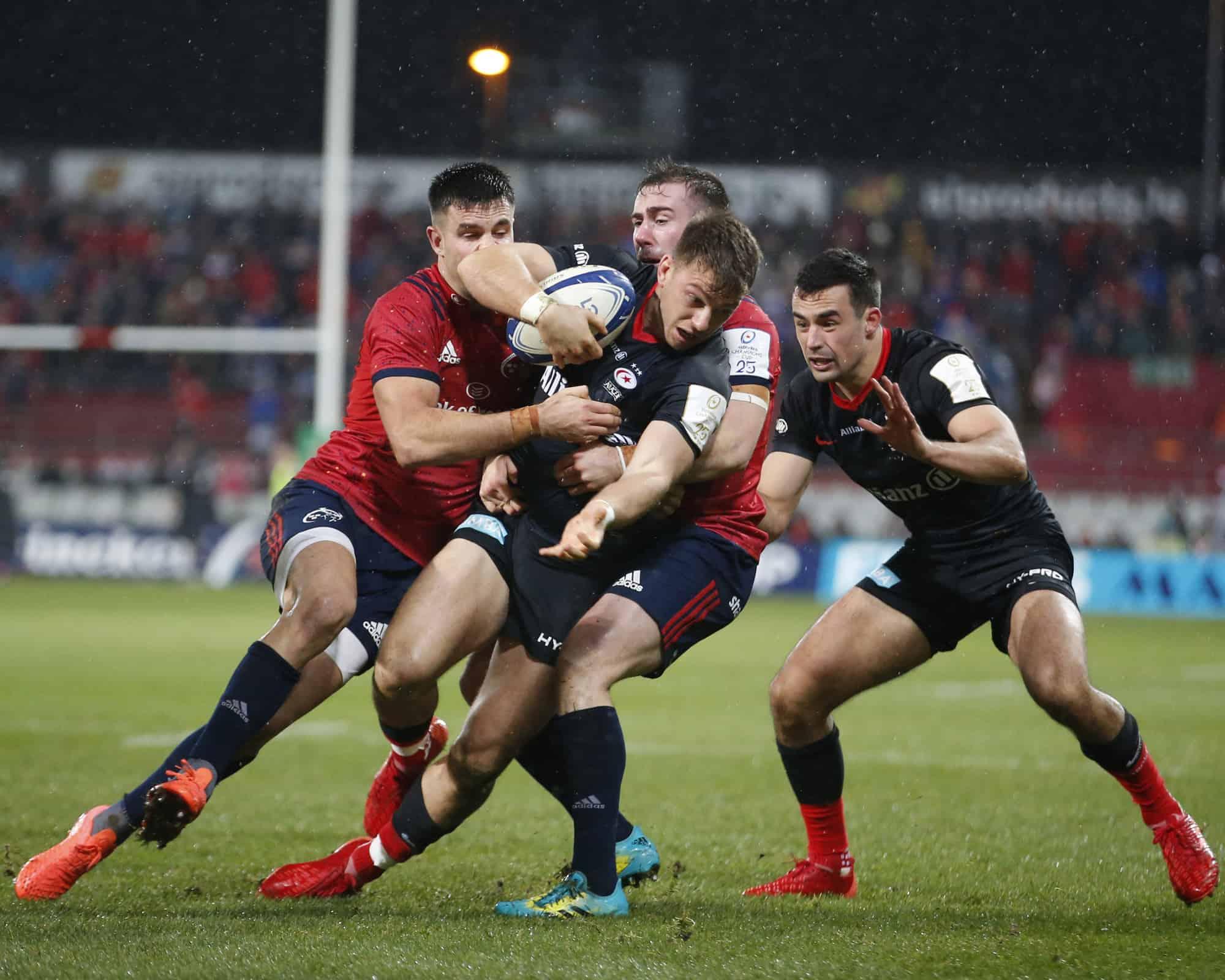 Munster v SaracensHeineken European Rugby Champions Cup