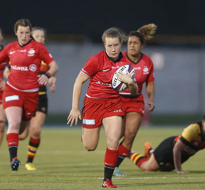 Saracens Women v Richmond WomenTyrrells Super 15s