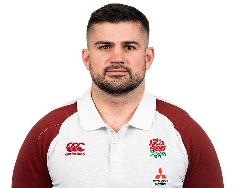 England Rugby U20 Headshots 050120