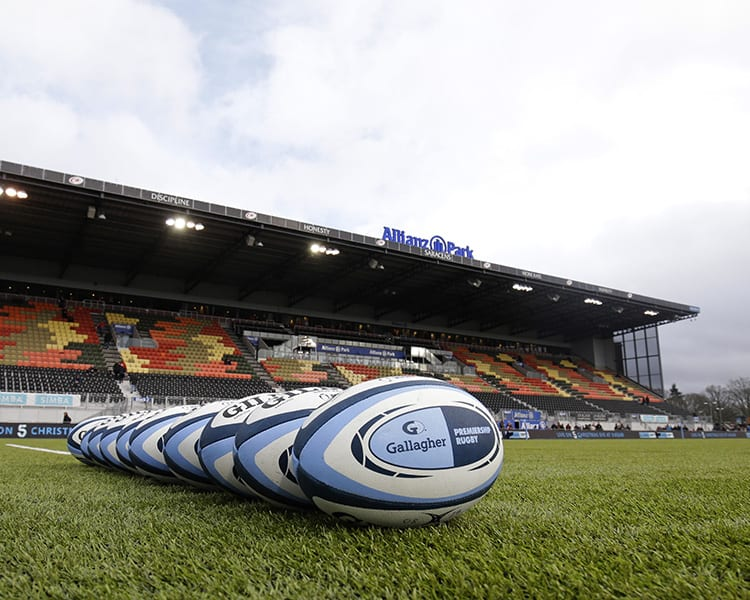 Saracens v Bristol Bears - Gallagher Premiership Rugby