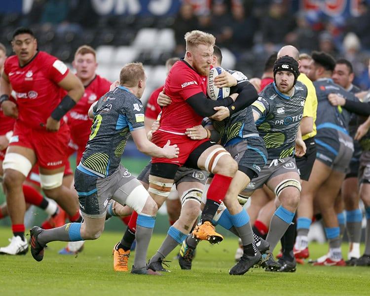 Ospreys v SaracensHeineken European Rugby Champions Cup