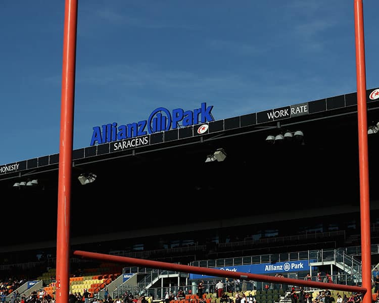Saracens v Bath Rugby - Gallagher Premiership Rugby