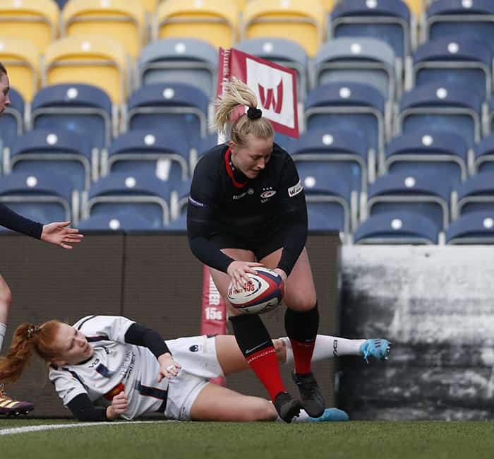 Worcester Warriors Dev XV v Saracens Women Dev XVTyrrells Super 15s