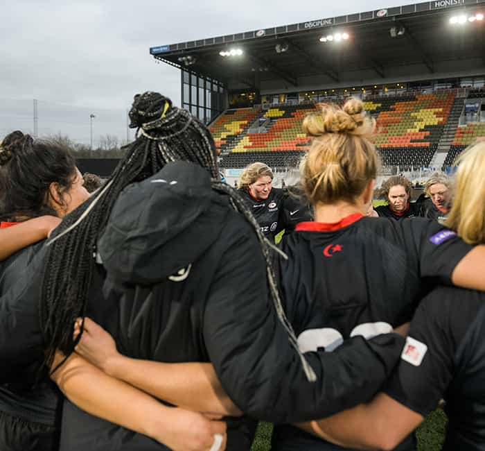 Saracens Women Audit Web Post