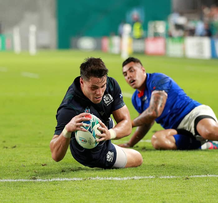 Scotland v Samoa - Rugby World Cup 2019: Group A