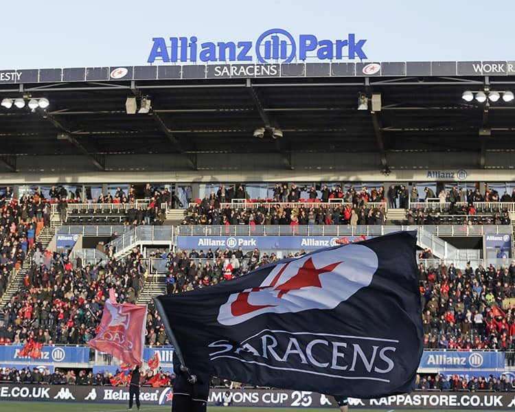 Saracens v Munster Rugby - Heineken Champions Cup Round 4