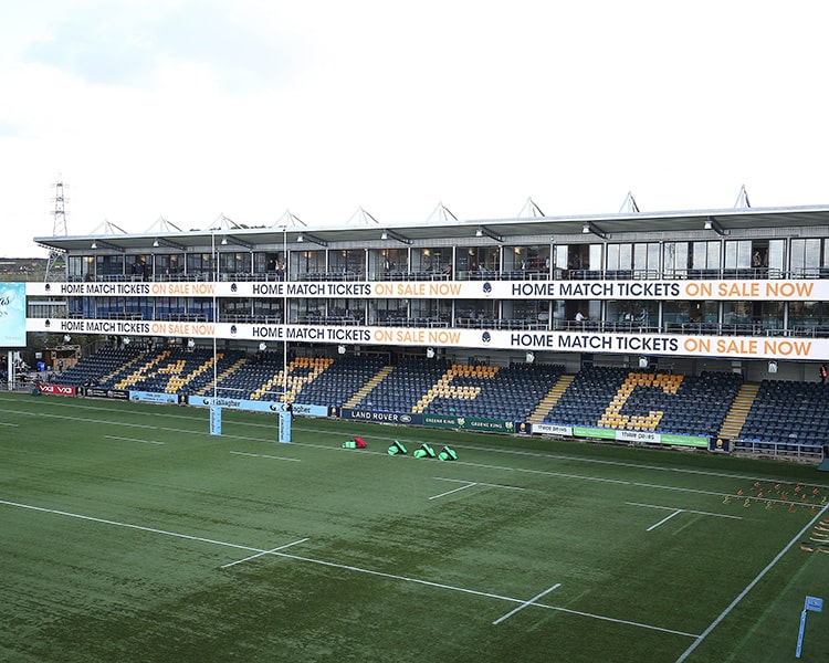 Worcester Warriors v Leicester Tigers - Gallagher Premiership Rugby