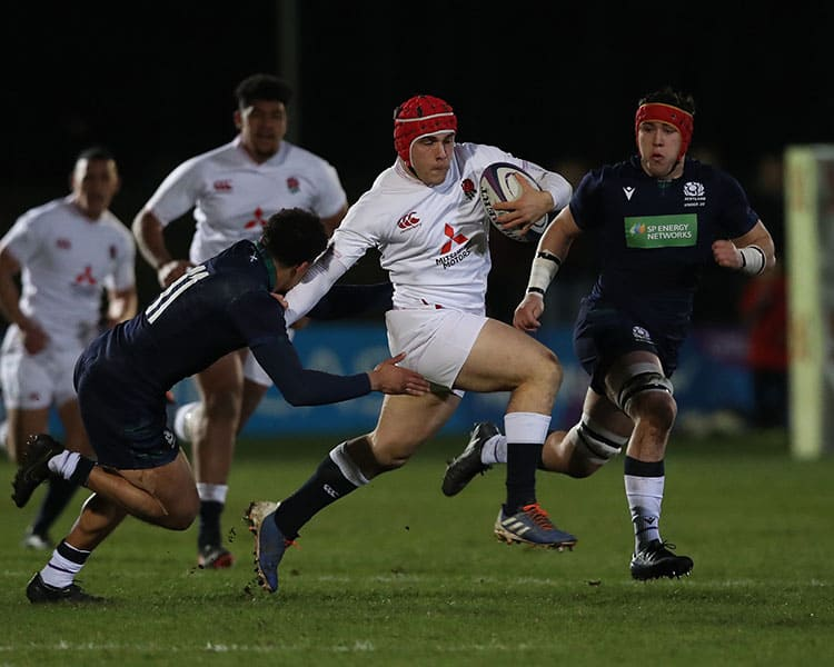 Scotland v England - U20s Six Nations