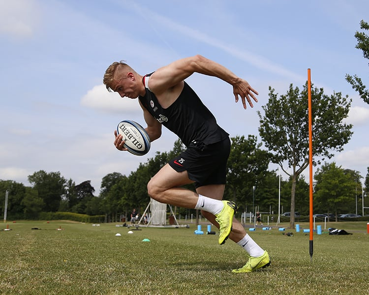 Saracens Pre-Season Training