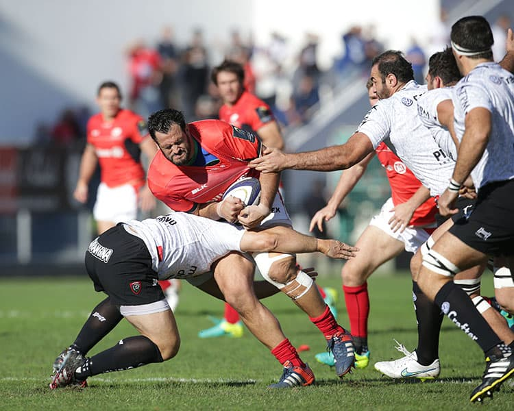 RC Toulon v SaracensEuropean Rugby Champions Cup
