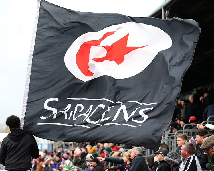Saracens v Leicester TigersGallagher Premiership