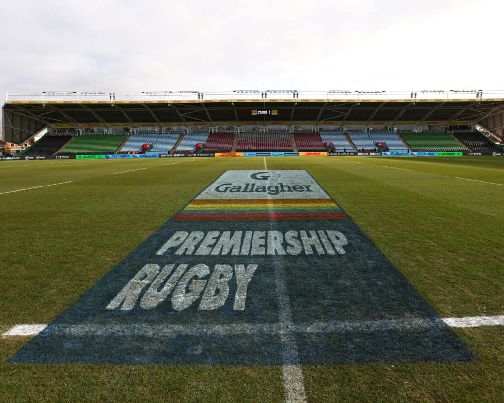 Harlequins v Gloucester Rugby - Gallagher Premiership Rugby