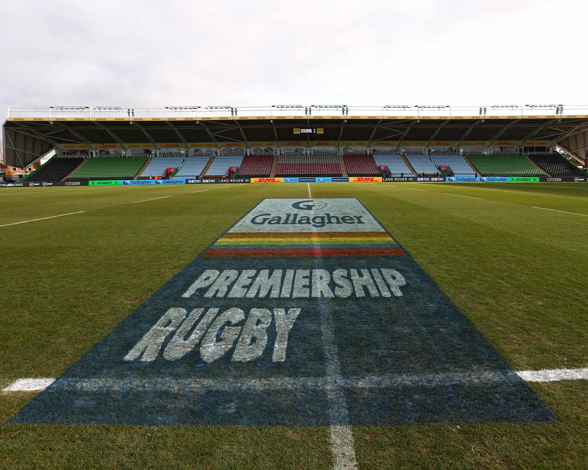Harlequins v Gloucester Rugby - Gallagher Premiership Rugby