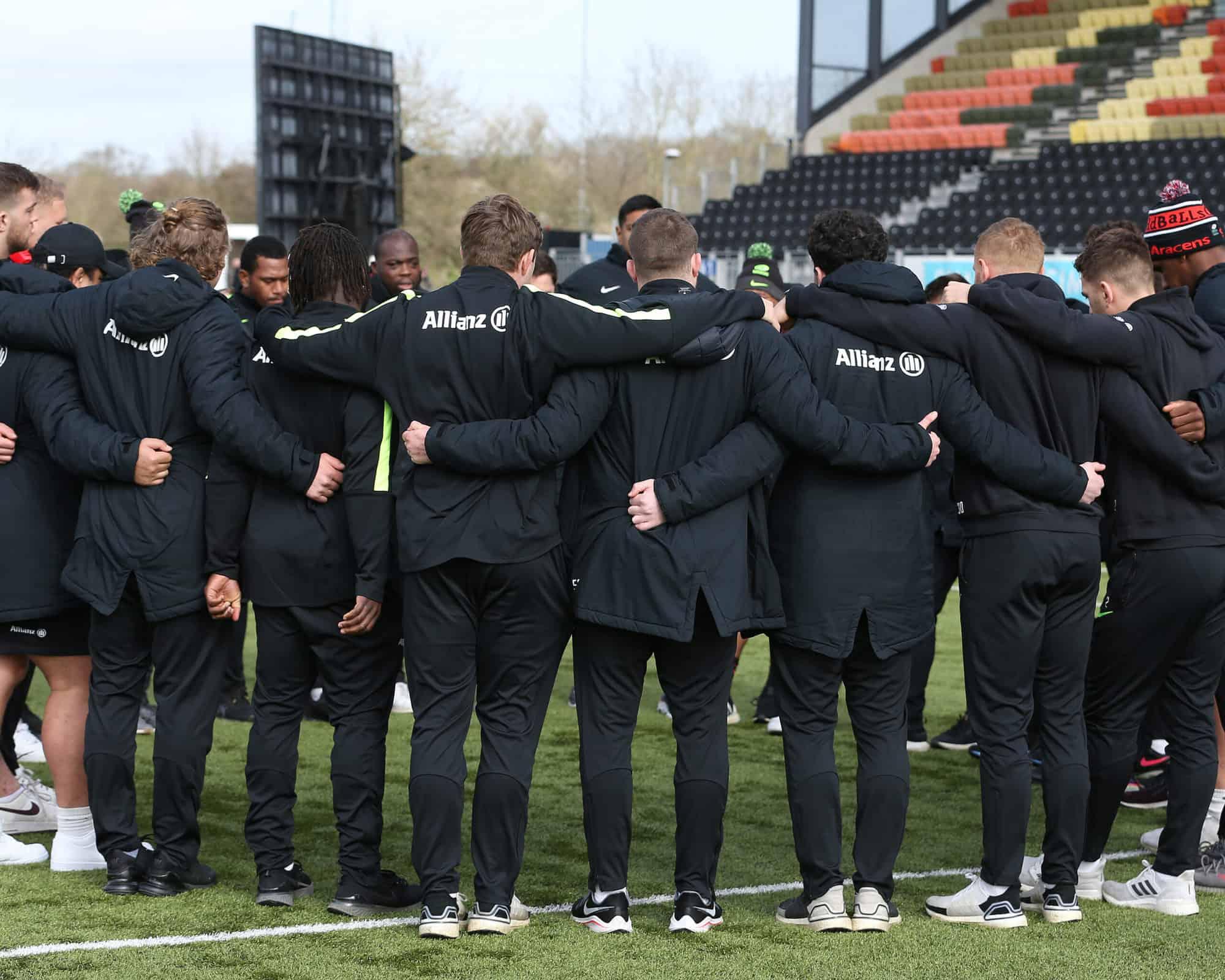Saracens v Leicester TigersGallagher Premiership