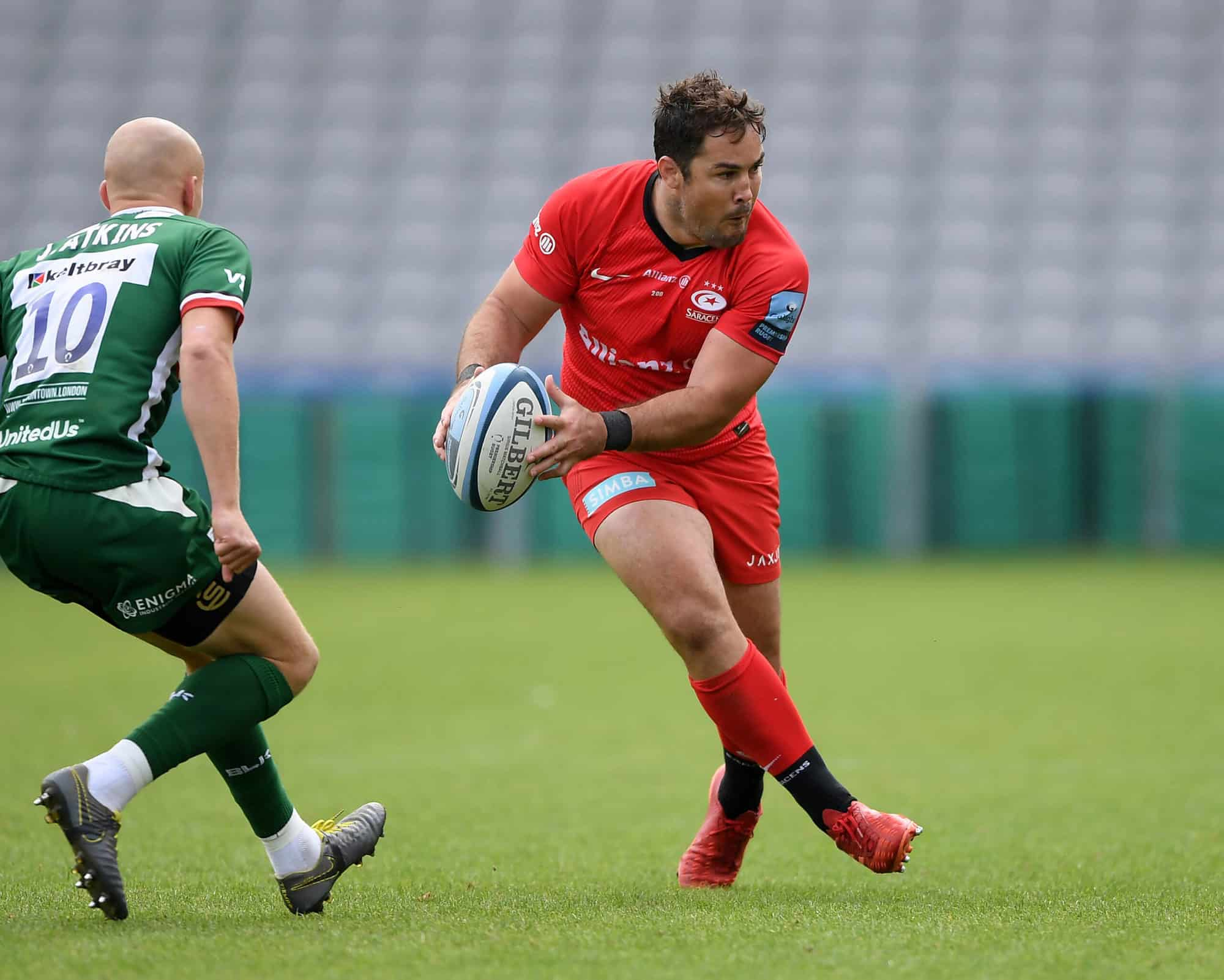 London Irish v Saracens - Gallagher Premiership Rugby