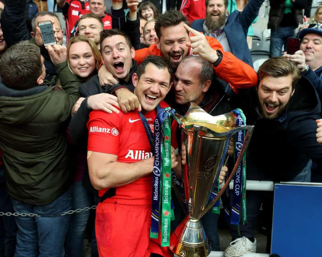 Saracens v Leinster - Heineken Champions Cup Final