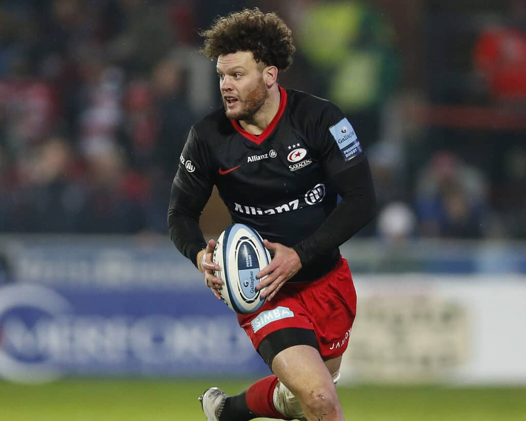Gloucester Rugby v SaracensGallagher Premiership