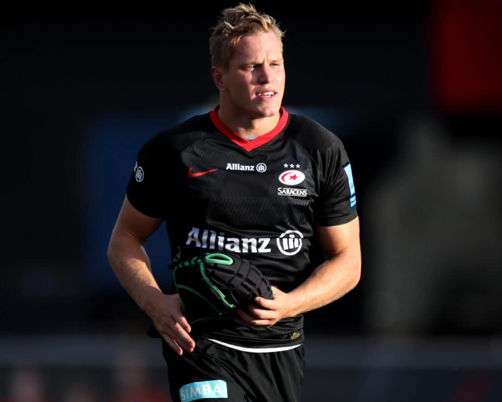 Saracens v GloucesterGallagher Premiership
