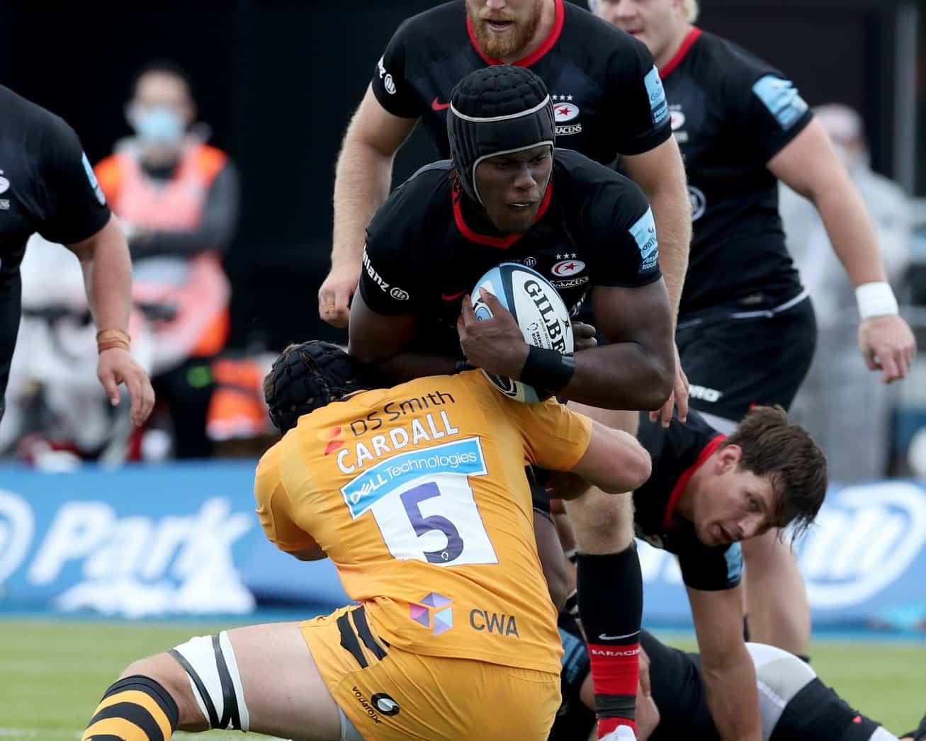 Match Report: Saracens Men 18-28 Wasps - Saracens