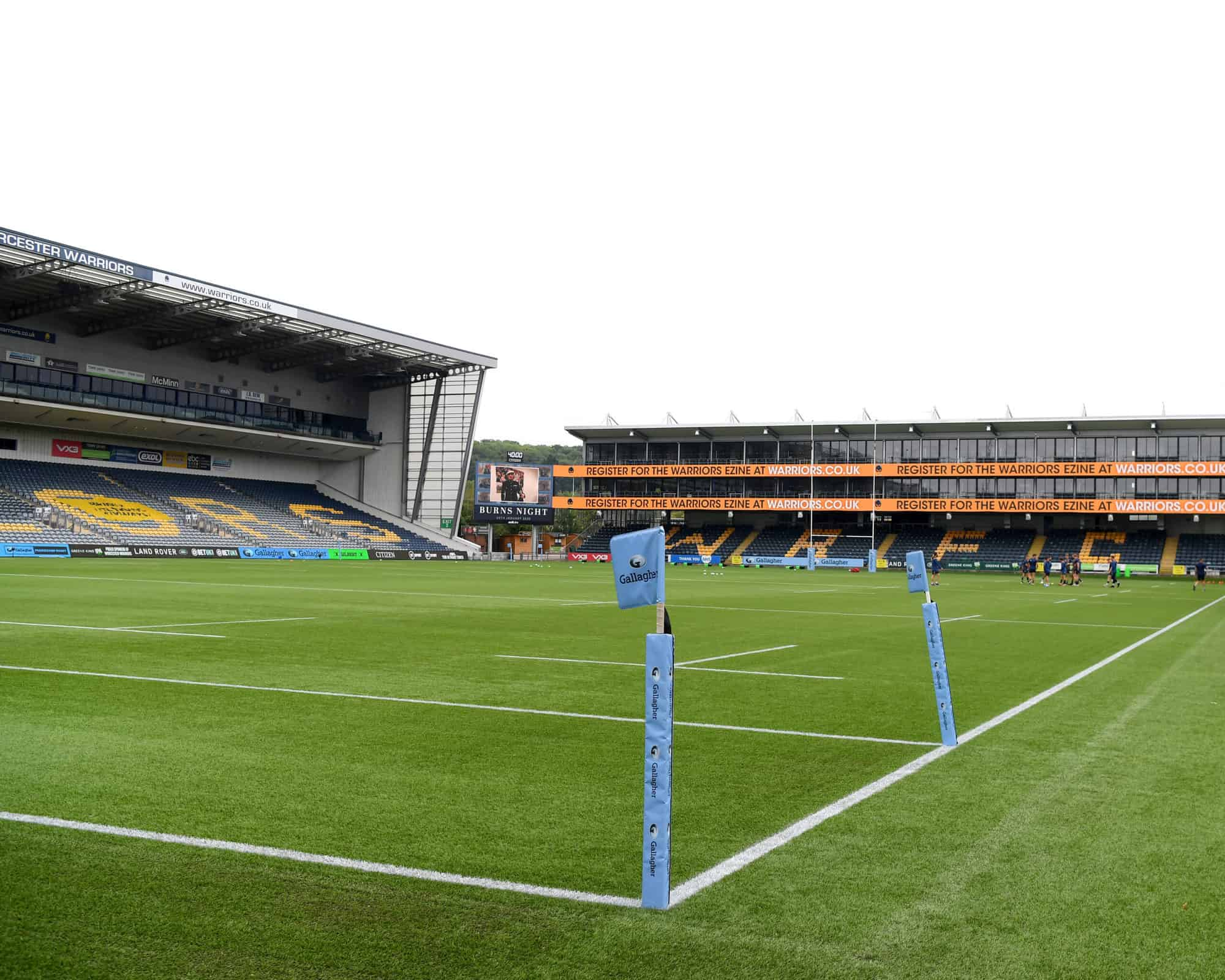 Worcester Warriors v Gloucester Rugby - Gallagher Premiership Rugby