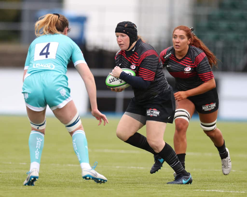 Saracens Women v Worcester Warriors WomenAllianz Premier 15s