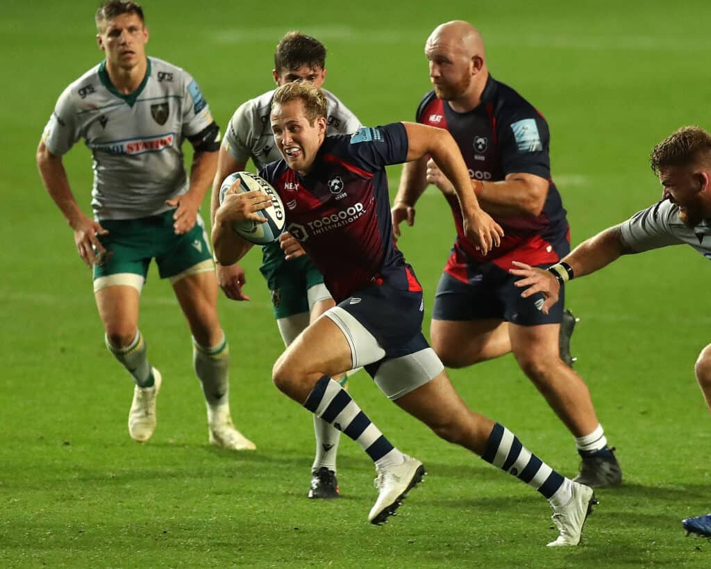 Bristol Bears v Northampton Saints - Gallagher Premiership Rugby
