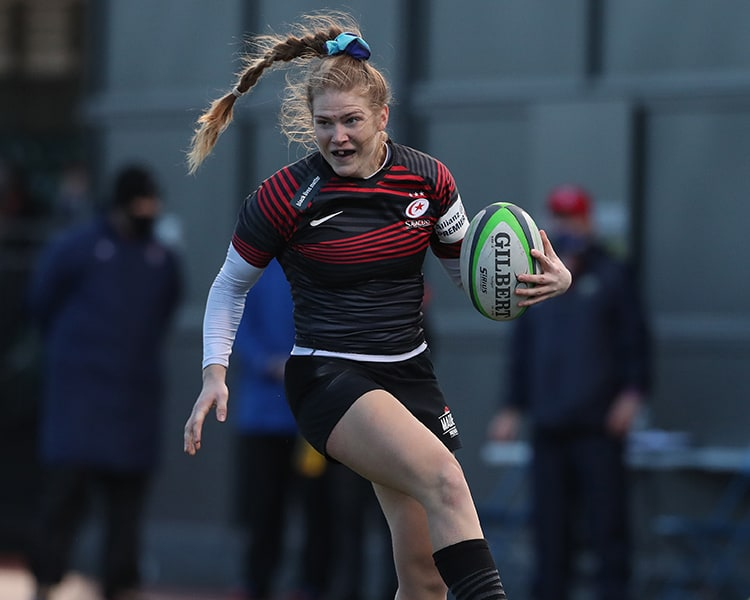 Saracens Women v Loughborough LighteningAllianz Premier 15s